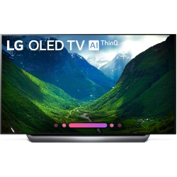 "2018 LG 77"" OLED77C8PUA 4K HDR10 SMART AI OLED TV WITH THINQ FREE SHIPPING"