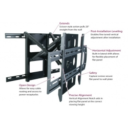 Premier Mounts AM225F Extending Swivel PLASMA , LCD & LED Mount for Flat-Panels [AM225F] FREE SHIPPING
