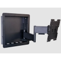 "IW-B55 Flush In wall (0""-20"" extension) Articulating 15"" to 37"" LCD & LED FREE SHIPPING"