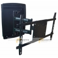 "Flush IW-80B IN WALL (.9""-26.8"" extension) Articulating 42"" to 80"" LED TV FREE SHIPPING."