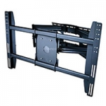 """DUAL ARM Adjustable Tilting/Swiveling Wall Mount Bracket for LCD LED Plasma (Max 200Lbs, 42""""~63inch) 4"""" TO 31"""" EXTENSION FREE SHIPPING."""