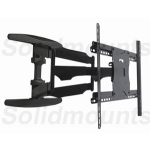"UNIVERSAL SW-24X Slim 1.69"" Articulating Tv Mount, 24"" extension, 32""-75"" TV FREE SHIPPING"