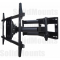 "UAXX-36 Dual Arm Articulating Wall Mount up to 85"" with a 36"" extension FREE SHIPPING"