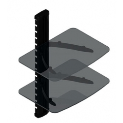 Universalmounts 2 Shelf System with Glass [ER-20G] FREE SHIPPING