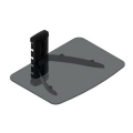 Universalmounts 1 Shelf System with Glass [ER-10G] FREE SHIPPING