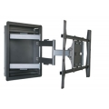 "UNIVERSAL Flush In wall (.9""-29"" extension) Articulating 40"" to 80"" LED TV FREE SHIPPING"