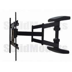 "UNIVERSAL SLADD-600 Slim Articulating Tv Mount, 21"" extension, 32""-65"" TV FREE SHIPPING"