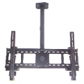 "Solidmounts UC-500 LCD Ceiling Mount, Includes UF-500 FLAT Plate 24"" - 46"" TV MOUNTS FREE SHIPPING"