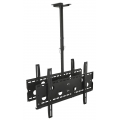 """Universal Dual Ceiling Mount for 32"""" to 75"""" LCD & LED TVs [UMI-502B] FREE SHIPPING"""